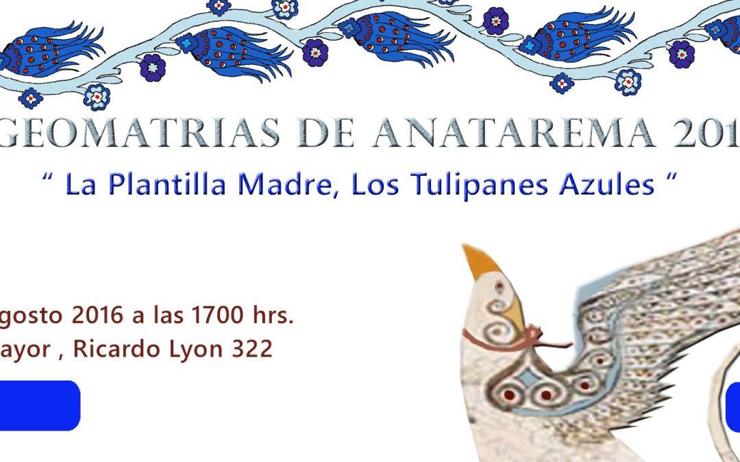 "EVENTO 2016 "" Los Tulipanes Azules"""