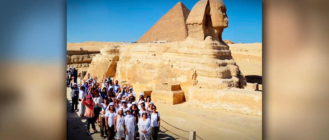 Viaje a Egipto: La Ruta de Maytreya 2012