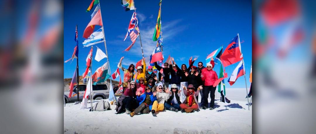 Viaje a Uyuni, Bolivia – Segundo Grupo con Platinum Force F. T.