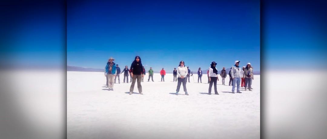 Circuito de La Sal en Uyuni – Bolivia 2013