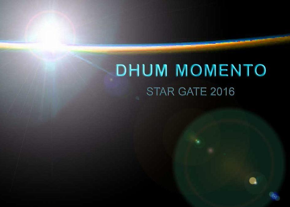 Dhum Momento Azul (2016-2018)