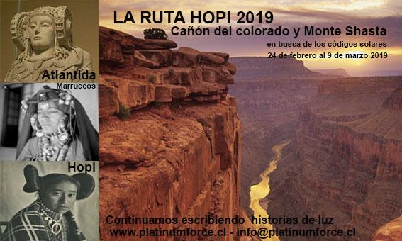RUTA HOPI 2019